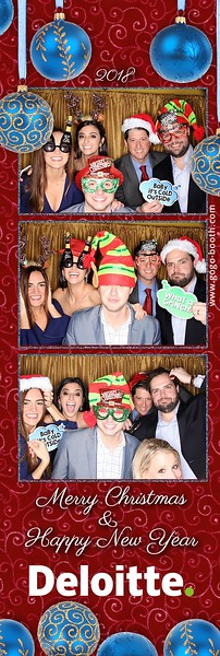 12-7-18 | Deloitte Services Holiday Party