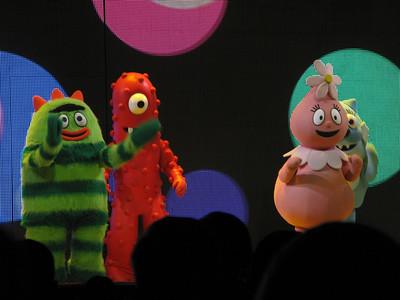 2011/11 - Yo Gabba Gabba Live