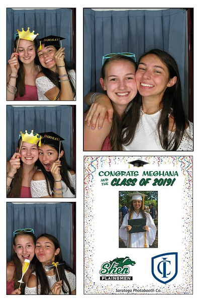 Meghana's Graduation Party