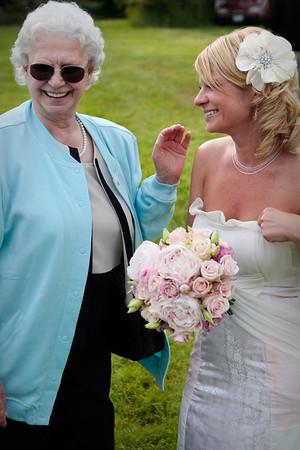 Kele and Danielle Wedding