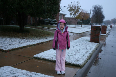 2009 December Snow