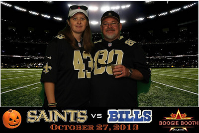 Saints Vs Buffalo 10.27.13 @ Club XLIV