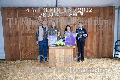 2012 Klein ISD Livestock Show Auction 1