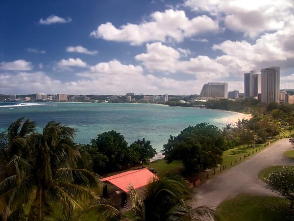Jaclyn's Trip - Guam & Saipan