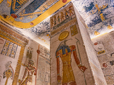 Luxor: Tombs and Temples