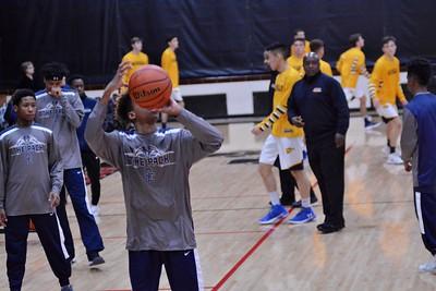 OE Boys Varsity  Vs Neuqua Valley ( East Aurora  Basketball Tournament 2017)
