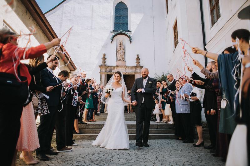 Hochzeit im Kloster Seeon