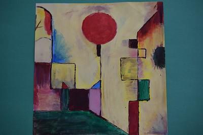 8th Grade Masterpieces
