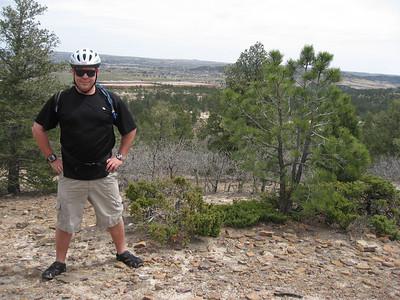 2007-04-21 Biking with Lynyrd