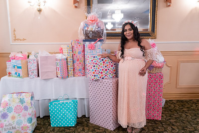 baby shower social media