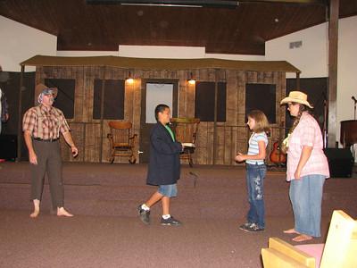 Kids Crusade 2008 - Night 1