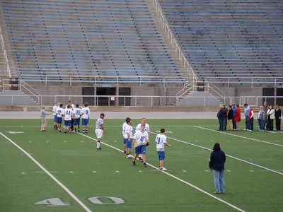 May 2009, Harry Lacrosse