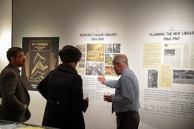 Art Gallery Talk 50yrs Library History