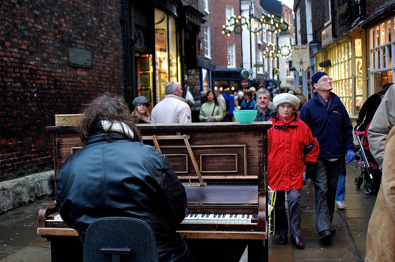 Making Music in York