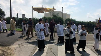 Feast of Corpus Christi 2016