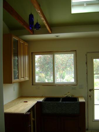 claudias new kitchen!