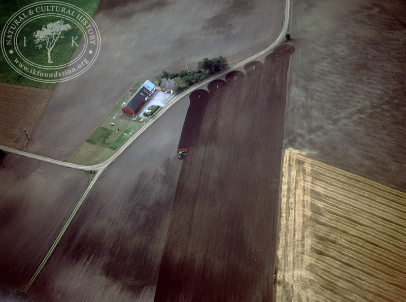 Dalby area, farmstead (1990) | PH.0910