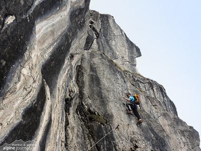 Zweiländer Klettersteig