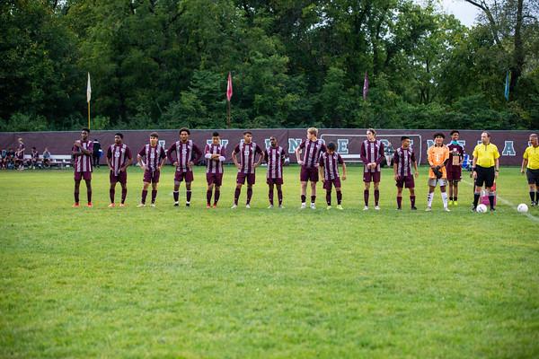 09-21-2021 Boys Soccer Senior Night vs Mt Vernon