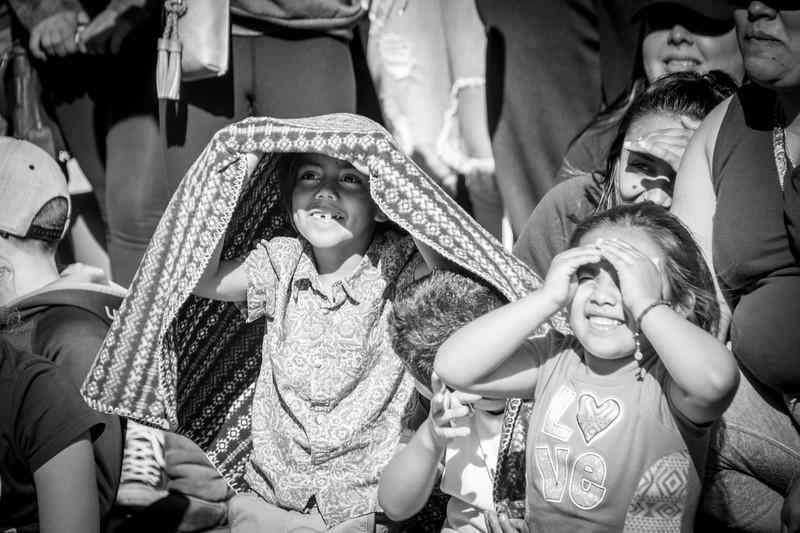 Street Show Spectators