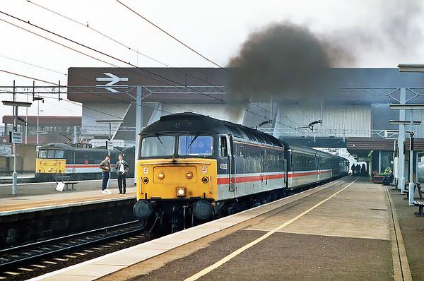 25th February 1992: Huddersfield and Birmingham