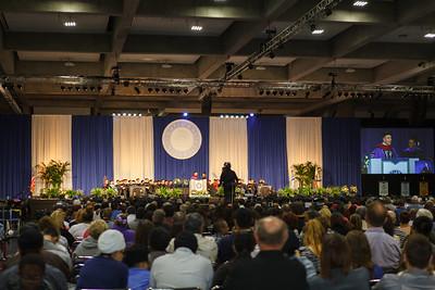 David M Graduation