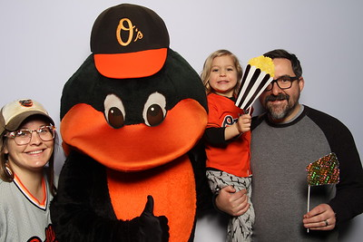 Birdland Brunch with the Baltimore Orioles at the B&O Railroad Museum 01.25.20