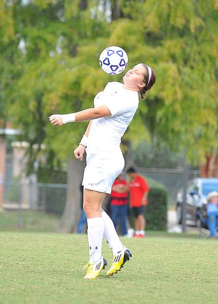 Sophomore Day Soccer vs Union 2013