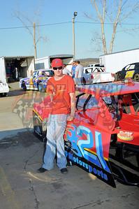 4-11-2014 USRA Iron Man B Modifieds Lakeside Speedway
