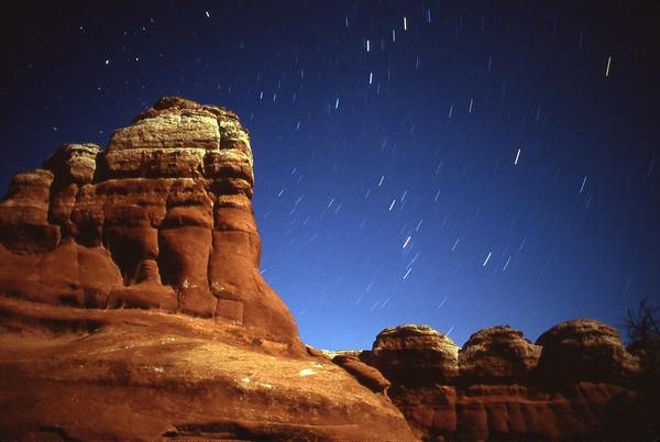 Night Landscapes Minutes