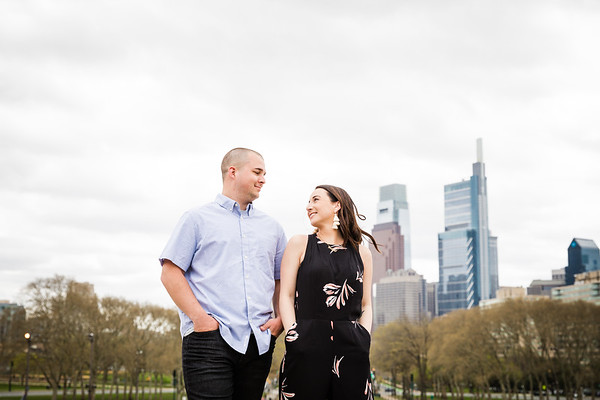 Caitlyn + Colby | Art Museum | 04.12.2019