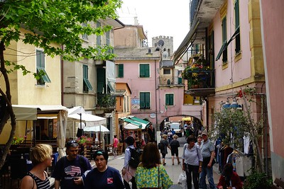 Cinque Terre:  Monterosso to Vernazza