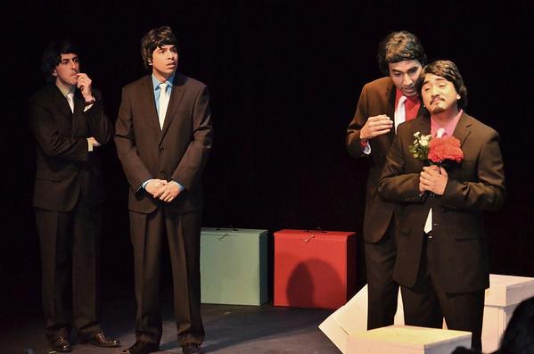 Club de Caballeros - Teatro de la Luna | Sat, May 04