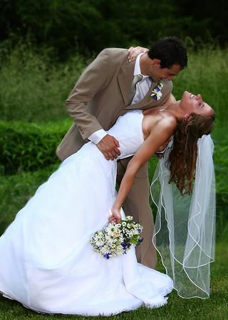 Eric and Sarah wedding