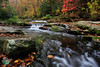 Upper Mill Creek<br /> A view of Mill Creek in the autumn.  One of the more beautiful places.