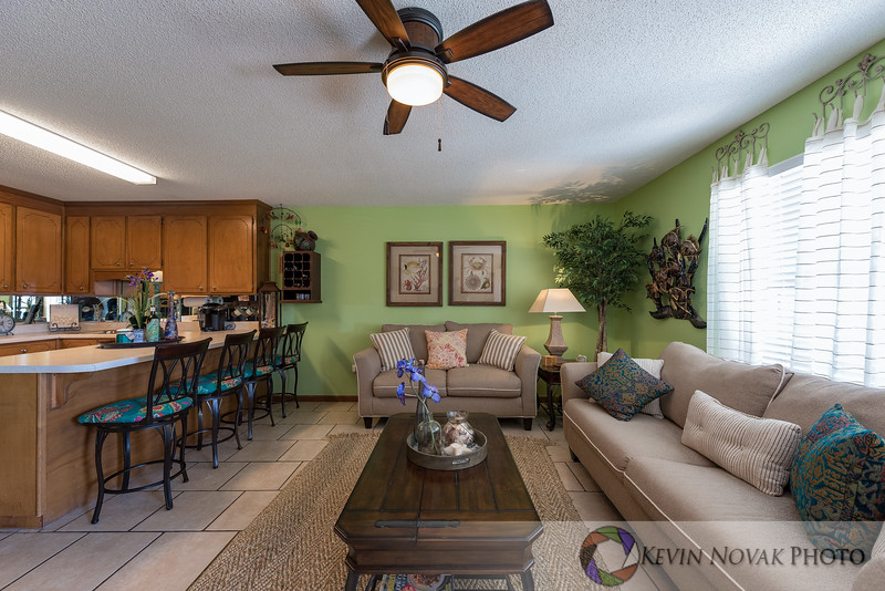 43-B Vista Lane, Panama City Beach, FL.  Real estate photography by Kevin Novak Photo.