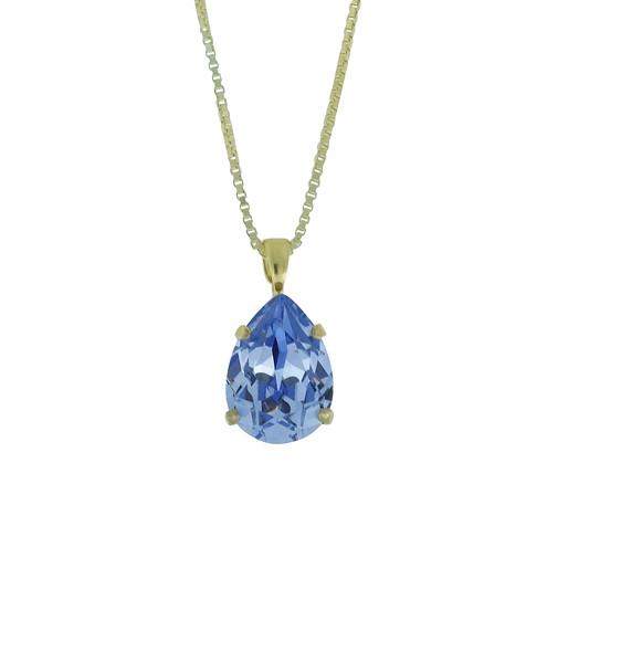 Mini Drop Necklace / Provence Lavender