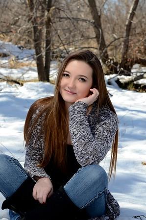 Bria Beautiful Senior 2015