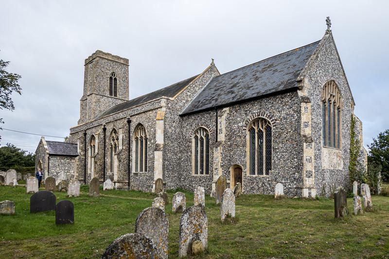 Swanton Abbot,  St. Michael