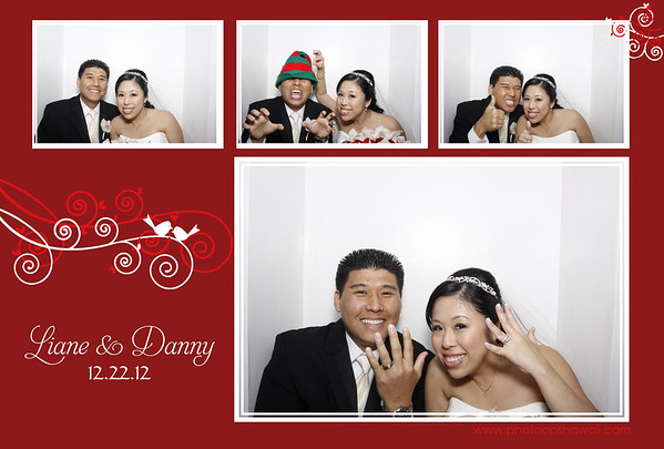 Liane + Danny (Luxe Booth)