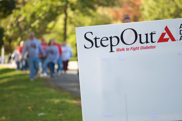 ADA Central MA Step Out: Walk to Fight Diabetes
