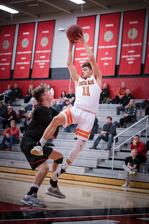 WBL Boys Varsity Basketball -V- Stillwater 2019