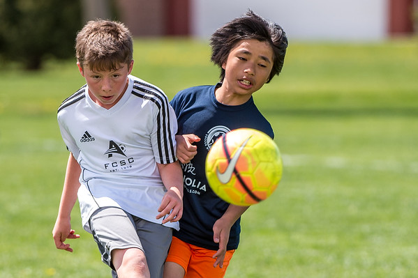 Soccer Without Borders - MS Boys - 20190511