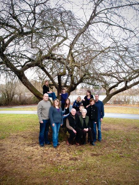 Martens Family 2009