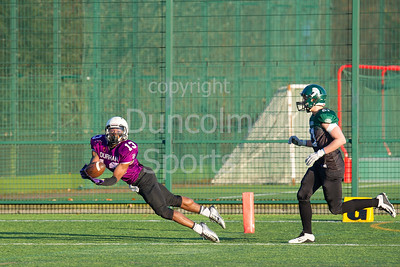 Stirling Clansmen v Durham Saints