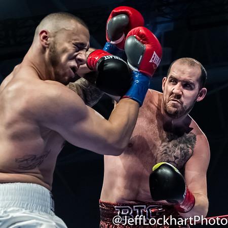 """Global Legacy Boxing """"Thunder at the Falls"""""""