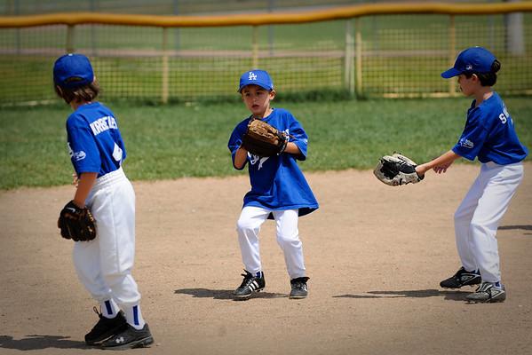 Dodger Baseball June 2011
