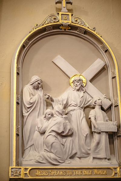 _NIK1639 Lent St. Patricks Fr. Markellos shroud.JPG