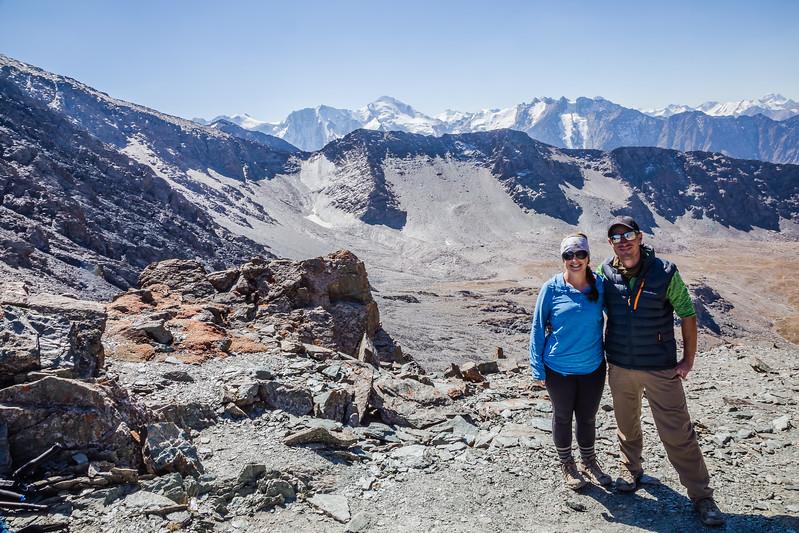 Hiking in Kyrgyzstan Divergent Travelers