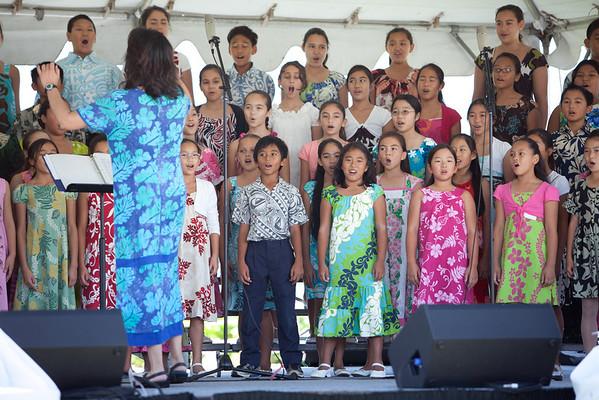 Kamehameha Choir 2010-11